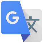 Logo von Google Translate